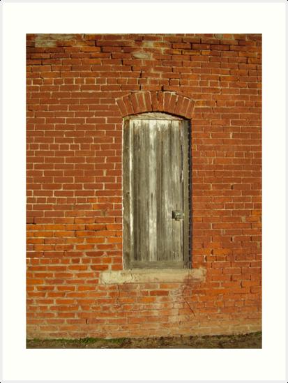 Forgotten Window by Jenebraska