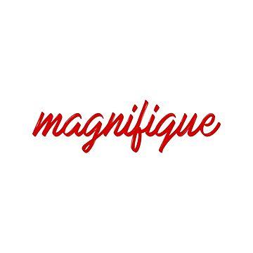 C'est Magnifique by emguz