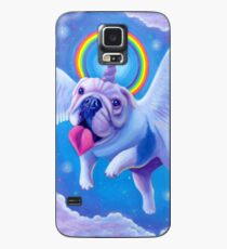 Kittycorn, the Miniature Bulldog Unicorn! Case/Skin for Samsung Galaxy