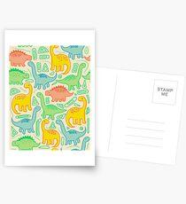 Dinosaur party Postcards