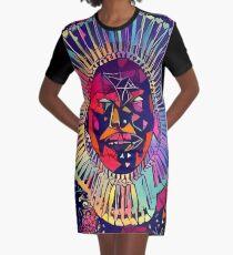 Awaken, My Love! Graphic T-Shirt Dress