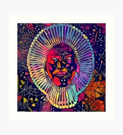 Awaken, My Love! Art Print