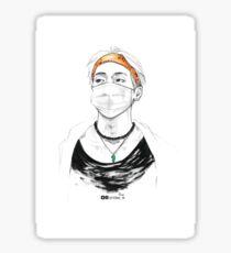 Bandana Tae Sticker