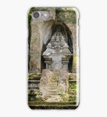 Gunung Kawi Temple Complex, Bali iPhone Case/Skin
