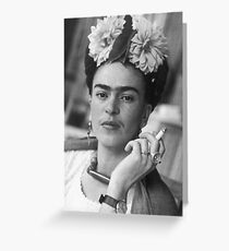 frida ~ Greeting Card