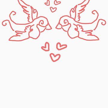 Sparrow Love by MizzJ