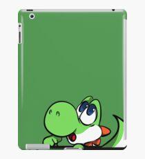 Yoshi Smash Pocket iPad Case/Skin
