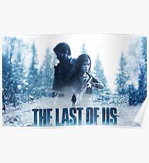 """Der letzte von uns """"Cold Winter"""" Poster"""