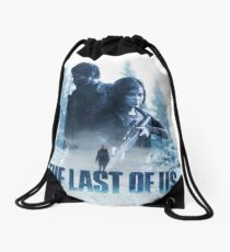 "The Last Of Us ""Cold Winter"" Drawstring Bag"