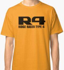 Ridge Racer Type 4 Logo Classic T-Shirt