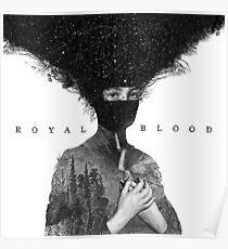 Royal Blood Sssssschwag! Poster