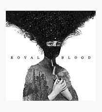 Royal Blood Sssssschwag! Photographic Print