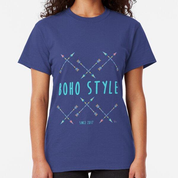 Boho Style Camiseta clásica