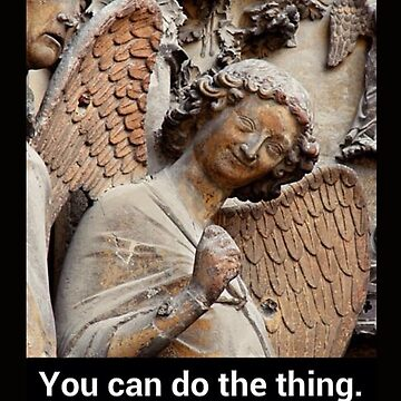 This Angel Believes In You! by medievalpoc