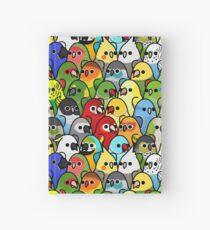 Too Many Birds! Bird Squad 1 Hardcover Journal