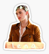 Lena Luthor Sticker