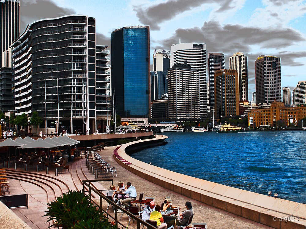 Eating in Sydney by craig123