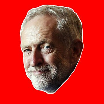 Cheeky Corbyn - ONE:print by StickerBomber