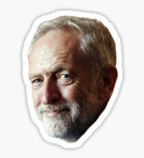 Cheeky Corbyn - ONE:print Sticker