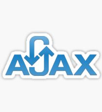 ajax Sticker