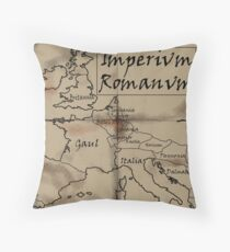 Imperium Romanum Throw Pillow