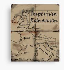 Imperium Romanum Canvas Print