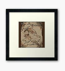 Provincia Britannia Framed Print