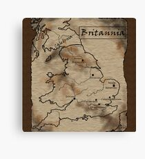 Provincia Britannia Canvas Print