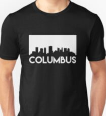 Columbus Skyline Unisex T-Shirt