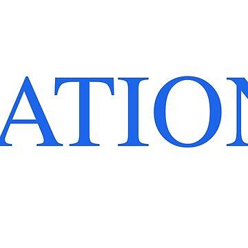 NATION. (Kendrick Lamar) by CoolDad420