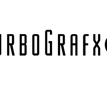Turbo Grafx CD Logo by CDSmiles