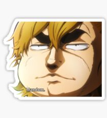 Mandom Sticker