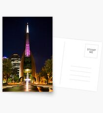 The Belltower Postcards