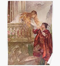 John H. F. Bacon - Romeo And Juliet From Children S Stories From Shakespeare By Edith Nesbit (1858 - 1924) Pub. By Raphael Tuck & Sons Ltd., London Poster
