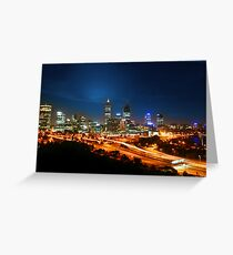 Pulse of Perth Greeting Card