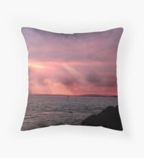 Light of Freedom Throw Pillow
