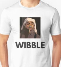 Wibble Inspired by Blackadder Unisex T-Shirt