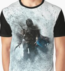 Talion Shadow Of Mordor Graphic T-Shirt