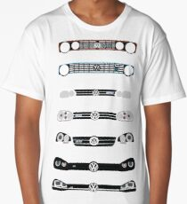 VW Golf Long T-Shirt