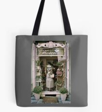 The Florist Shop Tote Bag