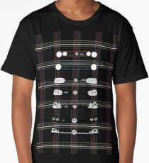 VW Golf Plaid Long T-Shirt