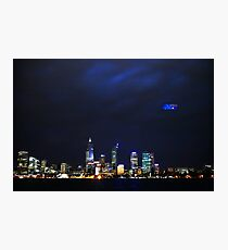 Australia Day, Perth Photographic Print