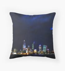 Australia Day, Perth Throw Pillow