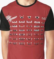 Alfa Romeo Family Graphic T-Shirt