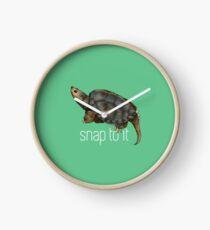Oh Snap! Clock