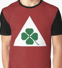 Quadrifoglio Classic Alfa Romeo Graphic T-Shirt