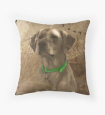 Hunt Tested Hunt Proven Throw Pillow