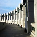 World War II Memorial by Bine