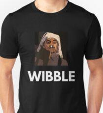 Blackadder Wibble  Unisex T-Shirt