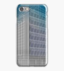 MANCHESTER Architectural Abstraction #05 iPhone Case/Skin